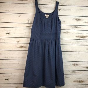 NWT Ann Taylor Loft size 4 embroidered dress